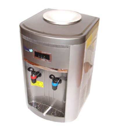 Dispensador Agua Electrico con Compresor Sobremesa