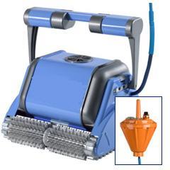 Limpiador de piscinas con batera aguamarket - Limpiador de piscinas automatico ...