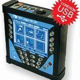 Analizador de vibraciones DSP Logger MX 100