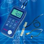 Medidor de Espesor Ultrasonico para Materiales Conductores