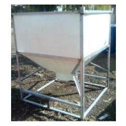 Estanques cuadrados aguamarket for Estanques de fibra