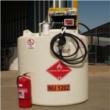 Estanque para combustibles 1000 lts con pretil