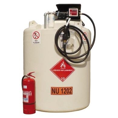 Estanques para combustibles accesorios aguamarket for Estanque de agua 1000 litros
