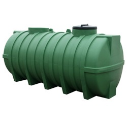 Estanque cilindrico horizontal para transporte construido - Estanques de plastico ...