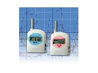 Radiologgers con red de comunicacion via radio