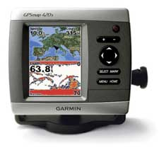 Navegador GPS las 3 funciones