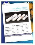 Cotizar y Comprar Filter Ice