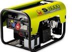 Generador electrico monofasico S8000 7.15 Kva
