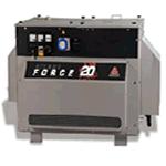 Generador Electrico 18 KVA Silenciado