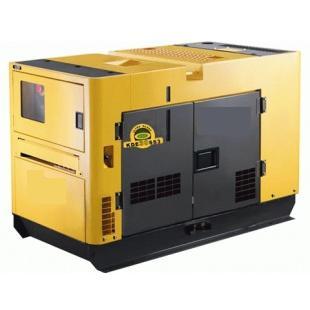 Generador Diesel Super Silencioso  24 KVA