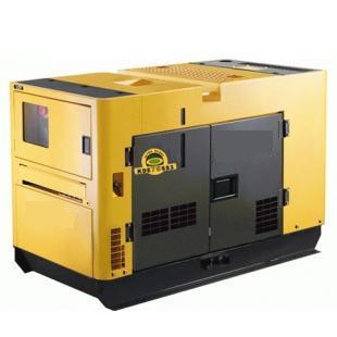 Generador Diesel Super Silencios