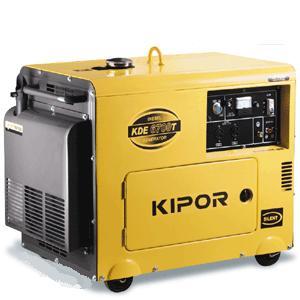 Generador Diesel Insonoro