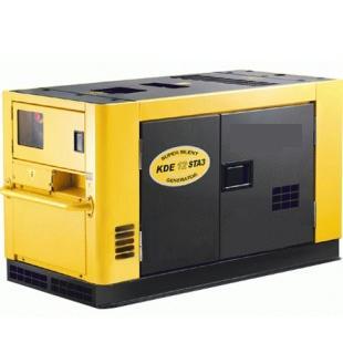 Generador Diesel Insonoro 9 5 KVA
