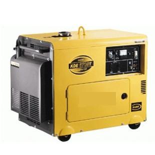 Generador Diesel Insonorizado 4,5 KVA