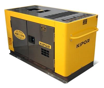 Generador a Gasolina Trifasico 6.3 Kva
