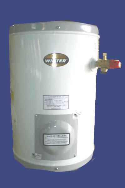 Boiler 60 litros gas natural aguamarket - Termo 10 litros ...