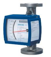 Rotametro DN 15 a DN 100