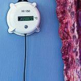 Indicador de Temperatura con Rele de Alarma
