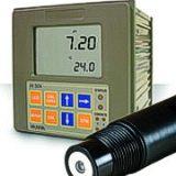 Controlador de pH y ORP con telecontrol y electrodo