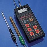 Medidor pH mV C  ATC y reconocimiento automatico de tampon