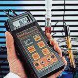 Medidor de pH mV C  Portatil  con ATC y Salida Grabadora