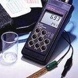 Medidores de pH mV C impermeables con Microprocesador