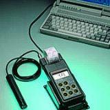 Medidores de Humedad Temperatura con Impresora  Registro y Conexion a PC