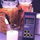 Medidor de Salinidad y Contenido de Sodio  Impermeables