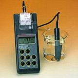 Medidor de Conductividad Portatil con Impresion  Registro de Datos y ATC
