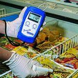 Medidor de Temperatura Impermeable para HACCP Portatil