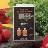 Mini controlador de pH de Panel