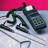 Termometros Termopar Tipo K  J  T con GLP  Impresora y Registro de Datos