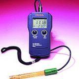Medidores Portatiles Impermeables de pH  T y ORP