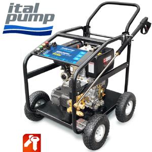 Hidrolavadora Motor Diesel 10 HP
