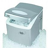 Portable Ice Maker With LCD