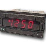 Indicador Digital de Proceso Montaje en Panel Rango 0 a 1250C
