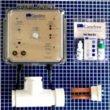 Ionizador electronico cobre plata modelo 1200