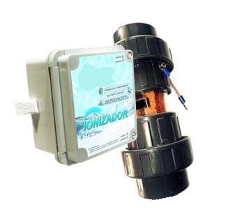 Ionizador cobre plata aguamarket for Ionizador piscina