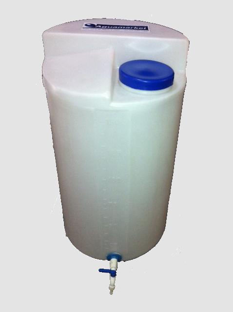 Estanque para almacenar quimicos 60 a 1000 litros for Estanque de agua 1000 litros