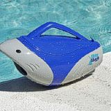 Portable pool cleaner
