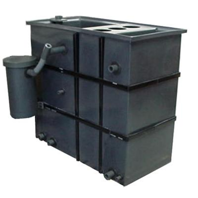 Oil Water Separators capacity 250 gallons