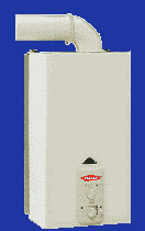 Calefon a gas 13 litros