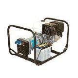 GRUPO ELECTROGENO BENCINERO MONOFASICO  modelo GX 390T1QX potencia continua KVA 6,3