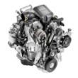 motor diesel V8