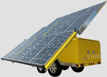 equipo solar movil