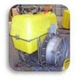 Nebulizador Suspendido 600 mm de diametro