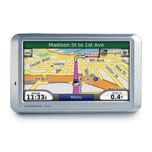 Navegador GPS cuenta con un gran display