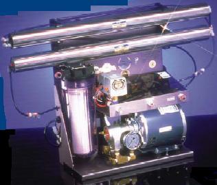 Sistemas de tratamiento de agua osmosis inversa