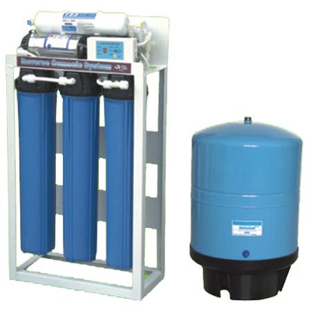Filtros de água domésticos