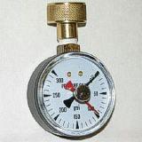 PG150 WATER SYSTEM PRESSURE TEST GAUGES